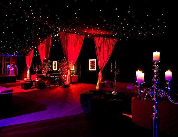 BFW event venue Interior