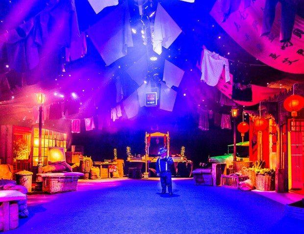 Venue Interior Set Ready