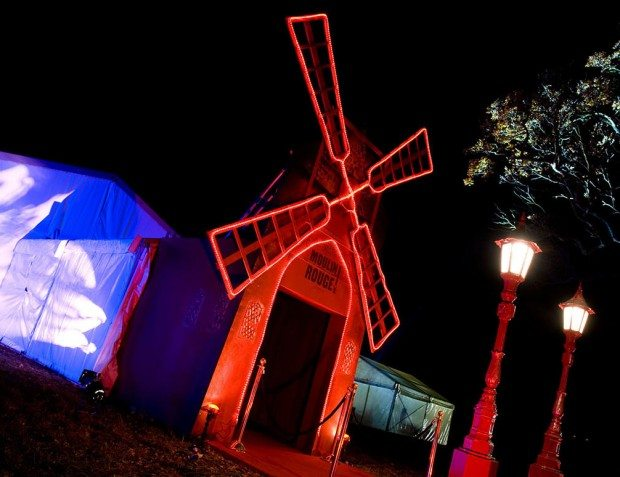Moulin Rouge Entrance