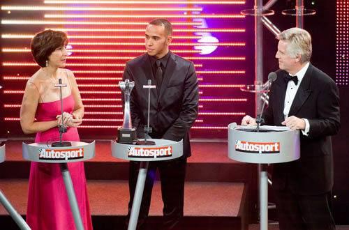 Autosport awards presenters