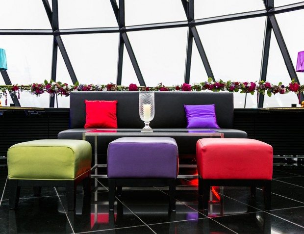 Gherkin Party in London