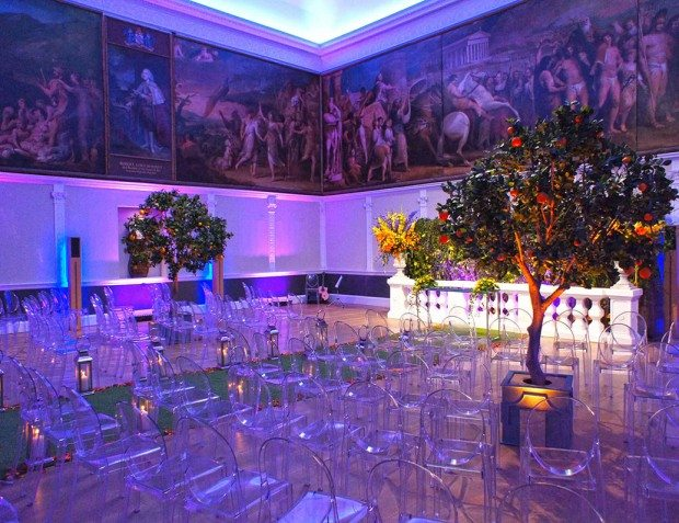 London Wedding Alter