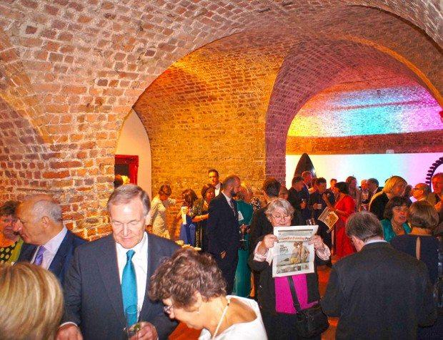 London Wedding Interior Arches