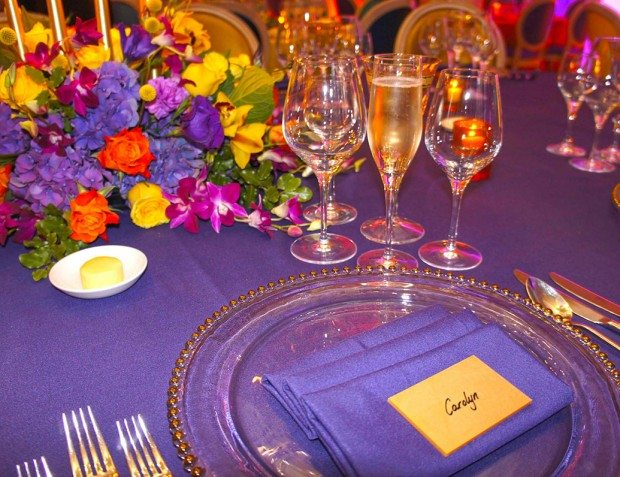 Table Decoration With Floristry
