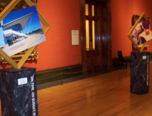 Gallery At Wates Event
