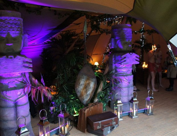African Themed Party Styling