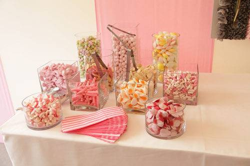 baby shower sweets table