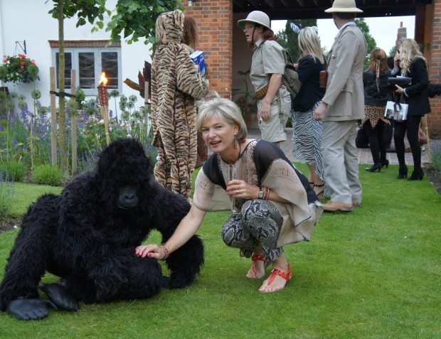 Guest With Gorilla