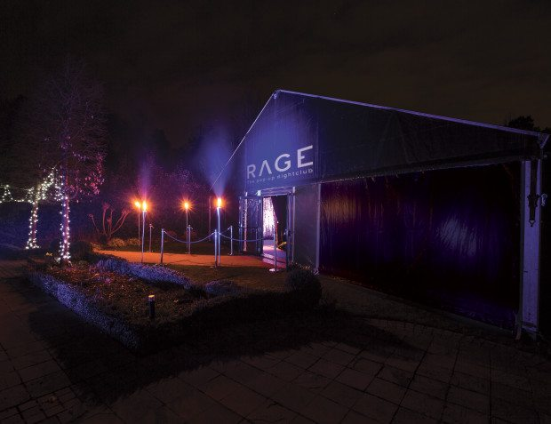 Rage Night Club Exterior