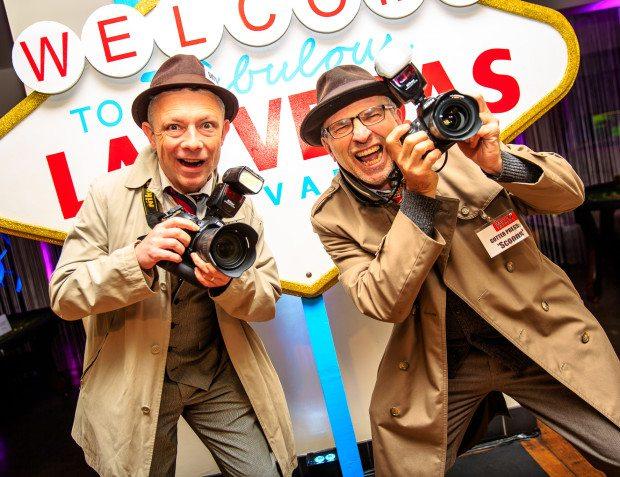 Las Vegas Photographers At Oceans 11 Party