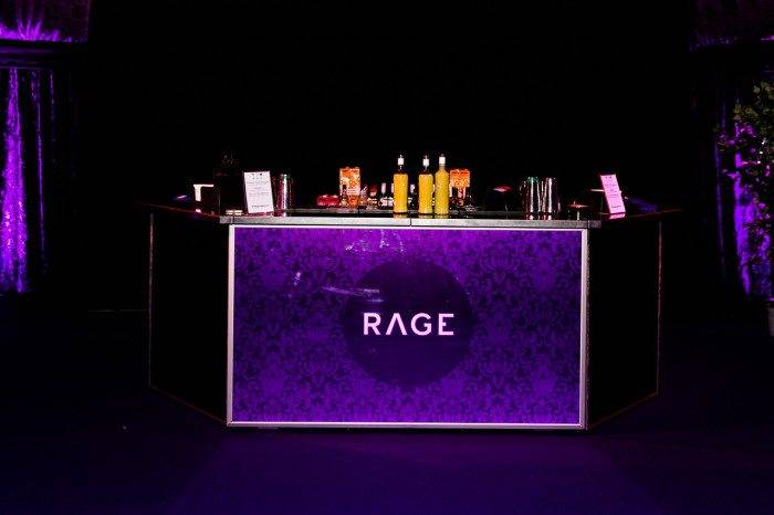 Rage cocktail bar
