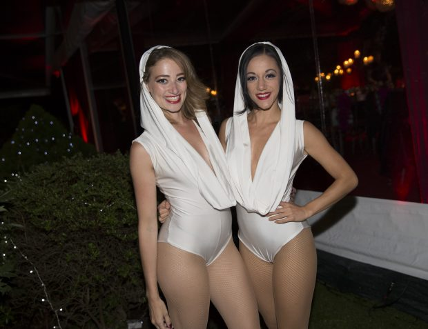 Burlesque Themed Party Performers