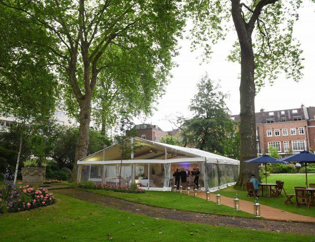 London Garden Party