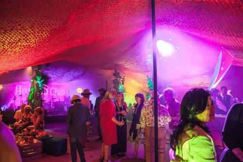 Havana nights birthday party
