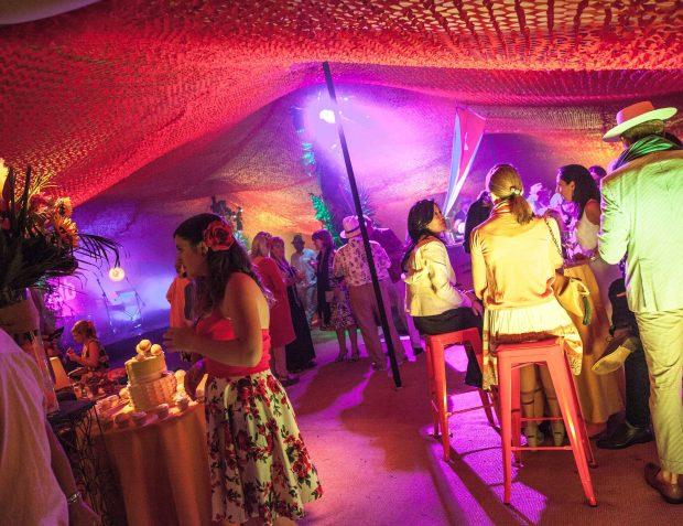 Havana Nights Themed Party