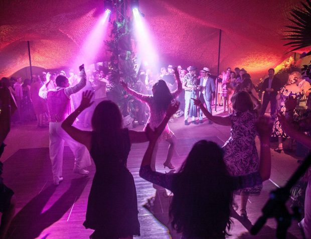 Havana Nights Themed Party Dancers