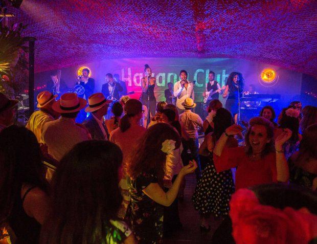 Havana Nights entertainment