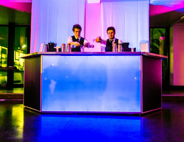 Cool LED Bar and Cocktail Bar Tenders