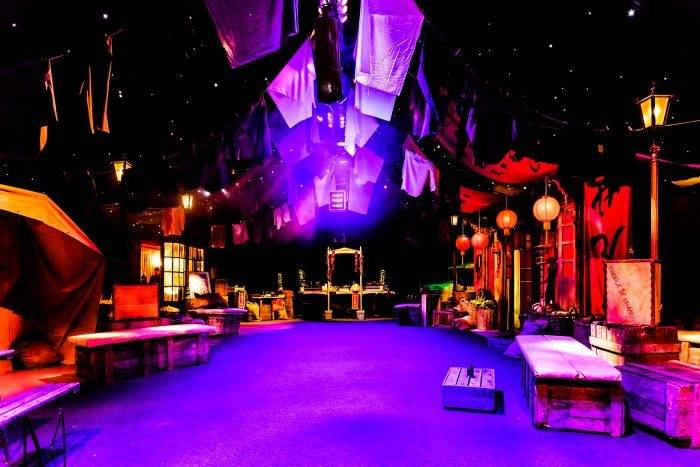 2017 event design trends - sensational and theatrical styling