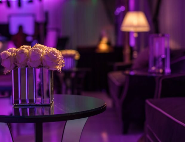 Floristry London private party