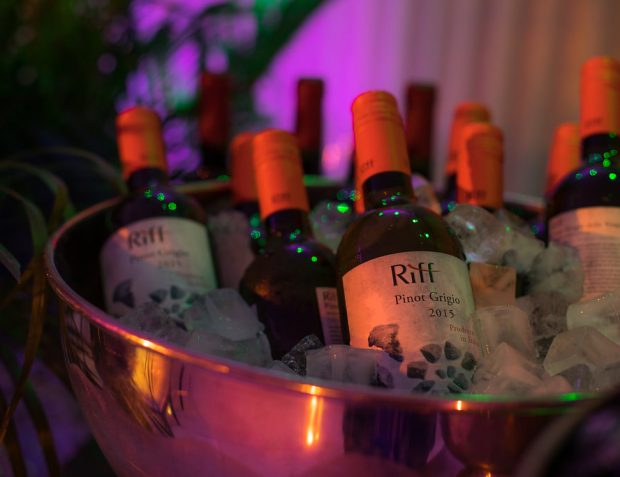Wine bucket private party London