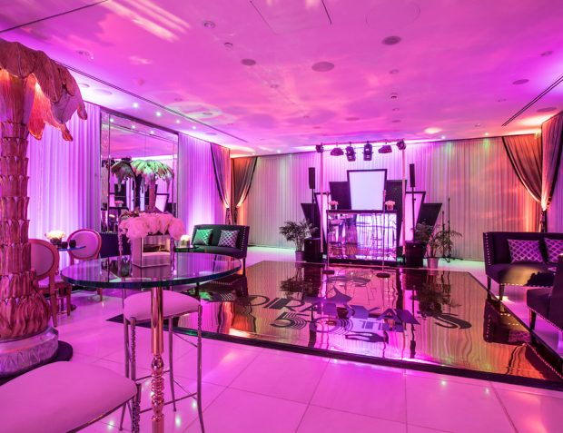 Gatsby Style Party Interior