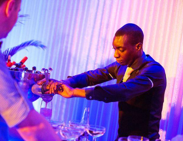 Cocktail Flair Bar Tender London