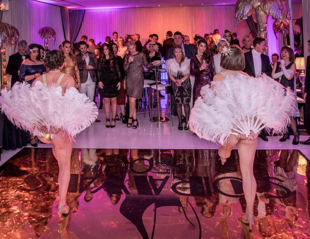 Roaring 1920s themed acts Private Party London
