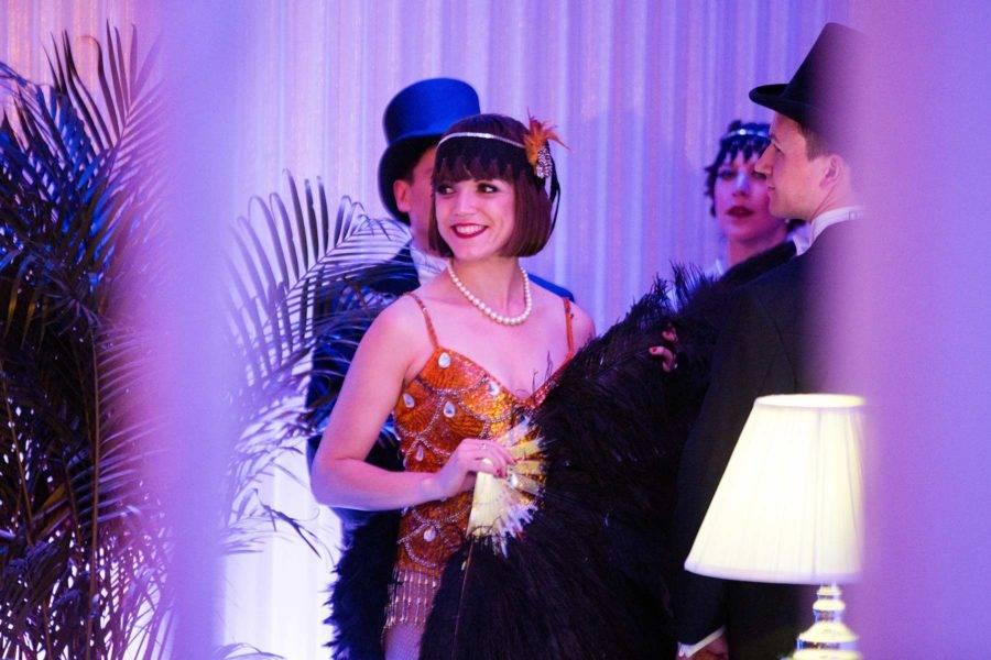 1920s Gatsby girl