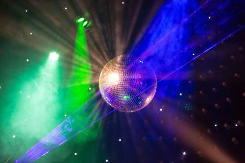 rage mirror ball