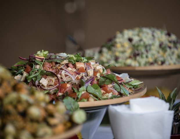 catering corporate party bbq