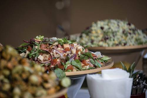 Catering ideas for a Corporate party