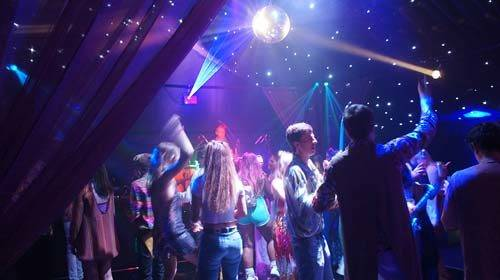 21st party nightclub