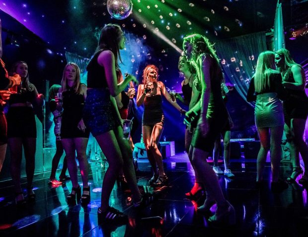 The Rage Pop-Up Nightclub