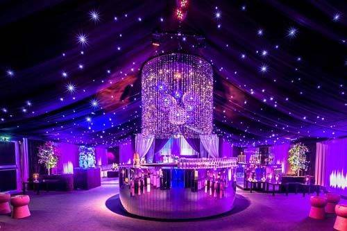 essex luxury marquee party 50th birthday
