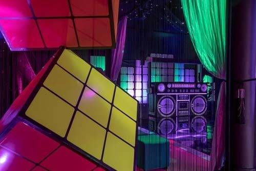 boombox rubik's cube