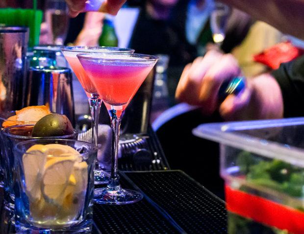 Essex Birthday Party Cocktail Bar