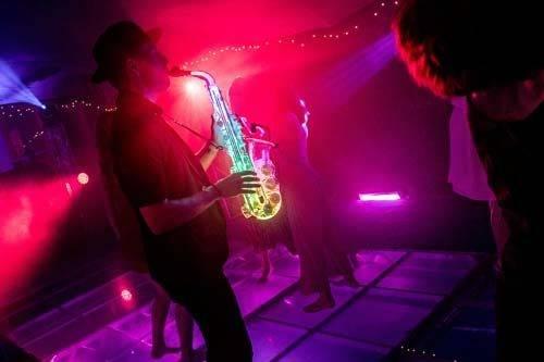 party sax
