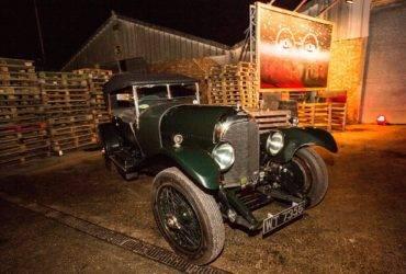 1920s Great Gatsby car
