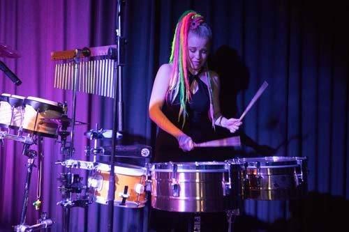 50th percussionist