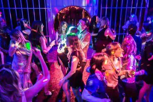 ocean's 11 full dance floor