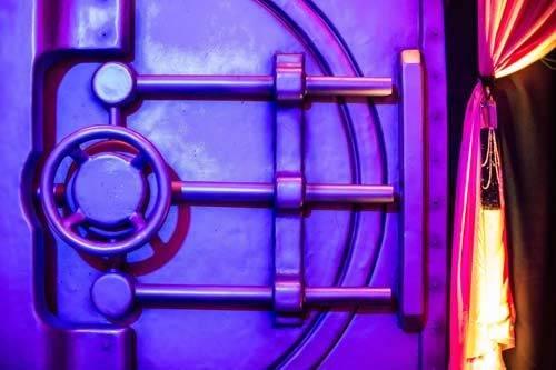 ocean's 11 vault door