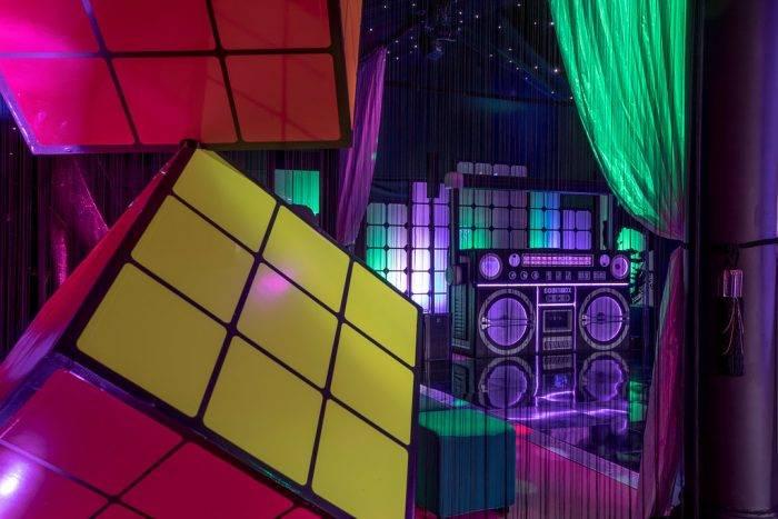 80s Rubik