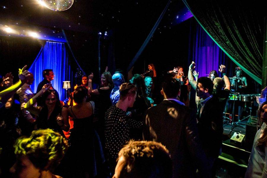 marquee nightclub party musical collective