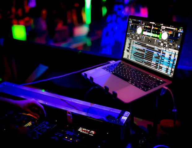 Studio 54 DJ Decks