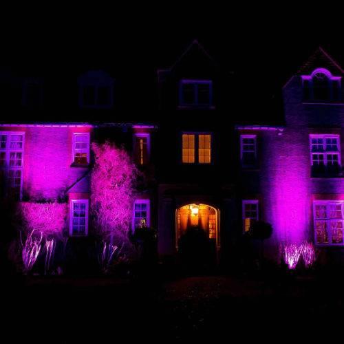 house uplights