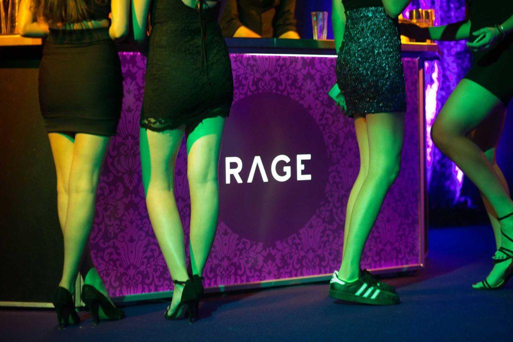 RAGE bar