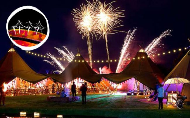 Marquees & Event Structures