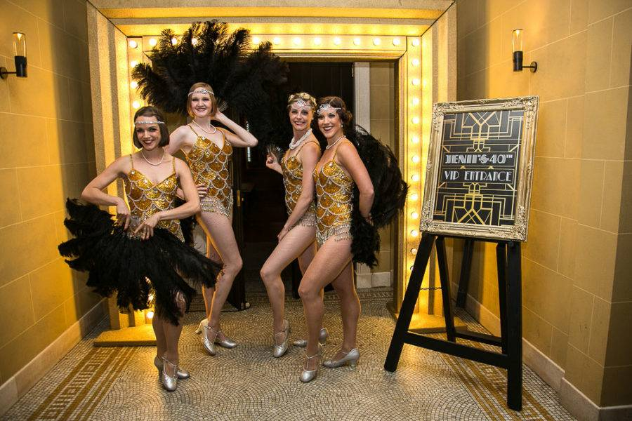 40th London Gatsby 20s