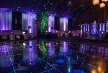 marquee wedding nightclub